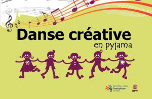 Danse créative en pyjama @ Centre d'alphabétisation familiale