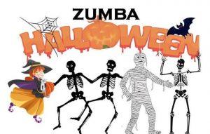 Zumba de l'Halloween et échange de costumes @ École Émilie-Tremblay