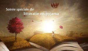 Soirée spéciale de littératie en pyjama @ Centre d'alphabétisation familiale